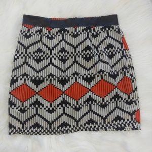 Lush Mini Skirt Size S